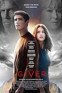 The Giver – Film Review by Wal Reid