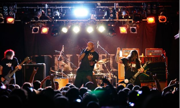 Review: Sepultura – The Mediator Within NZ Tour 2014, The Studio