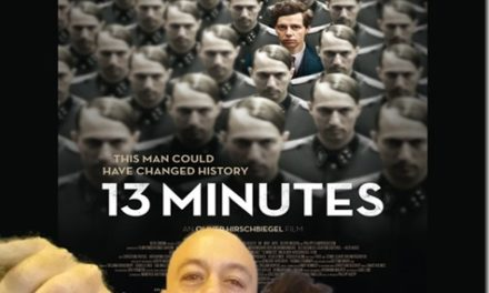 13 Minutes – Film Review 4/5 Wal Reid