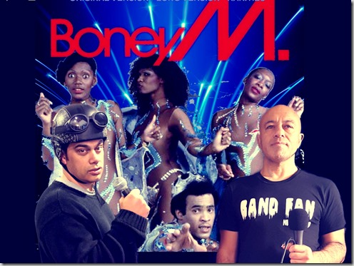 Boney M – Interview With Maizie Williams
