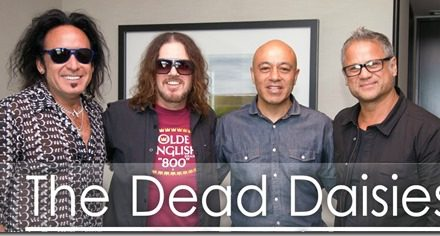 Rockers The Dead Daisies release new album Revolución ahead of October concert in Auckland