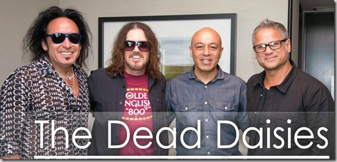 Rockers The Dead Daisies release new album Revolución ahead of October concert in Auckland