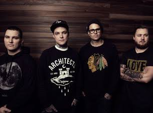 The Amity Affliction – Interview with Wal Reid