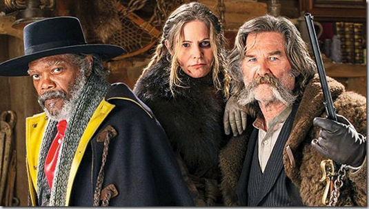 "The Hateful Eight – Film Review ""Cast perfect"" 4/5"