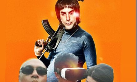 """Grimsby Film Review ****/5 """"funniest movie I have had the pleasure in watching for a long time"""""""