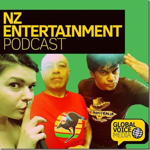 NZ Entertainment Podcast 56: Gang of Youths, 25 April Film, Batman V Superman