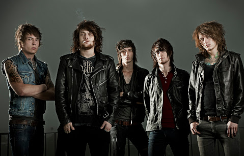 "Asking Alexandria – Interview With Ben Bruce ""NZ/Aust More Laid Back"""