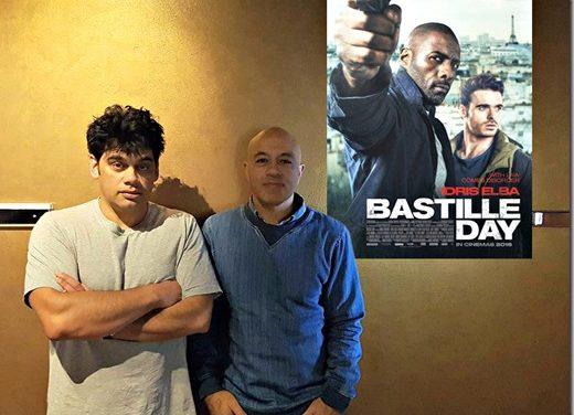 "Bastille Day – Film Review 3.5/5 ""Elba's Bond Audition"""