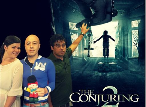 """The Conjuring 2 – Film Review """"A good scare"""" Jarred Tito"""