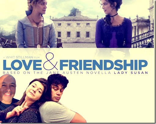 "Love & Friendship – Movie Review ""if you don't appreciate witty humour then at least you will educate yourself"" 5/5"