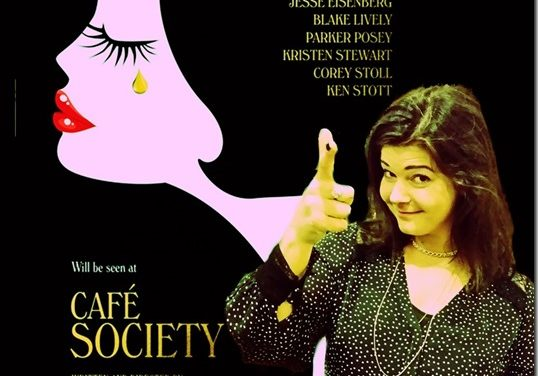 "Cafe Society – Movie Review ""Feel-good romantic comedy"" 3.5/5 Yulia Podrul"