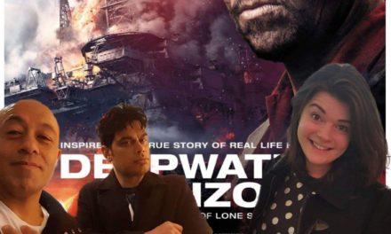 "Deepwater Horizon Film Review. 5/5 ""Spot on"" Yulia Podrul"