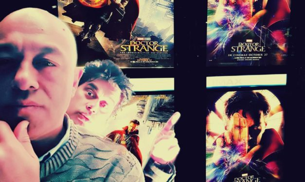 """Dr Strange – Film Review 4/5 """"non-stop from the word go"""" Wal Reid"""