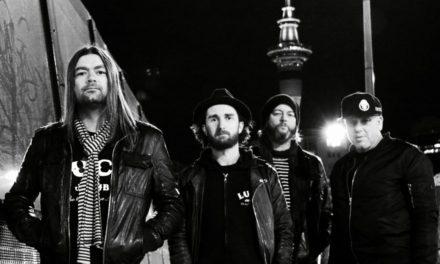 Kiwi Rockers Ekko Park Announce Eat My Lunch Show