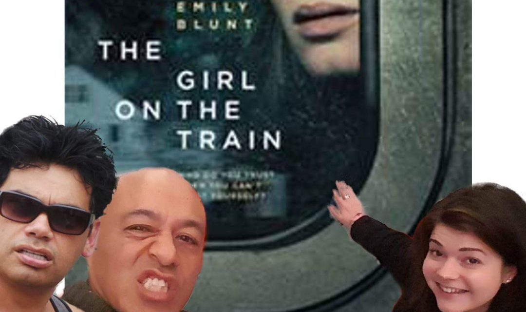 "The Girl On A Train – Film Review 2/5 "" Didn't Excite Me"" Yulia Podrul"
