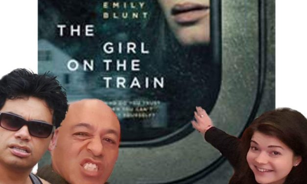 """The Girl On A Train – Film Review 2/5 """" Didn't Excite Me"""" Yulia Podrul"""