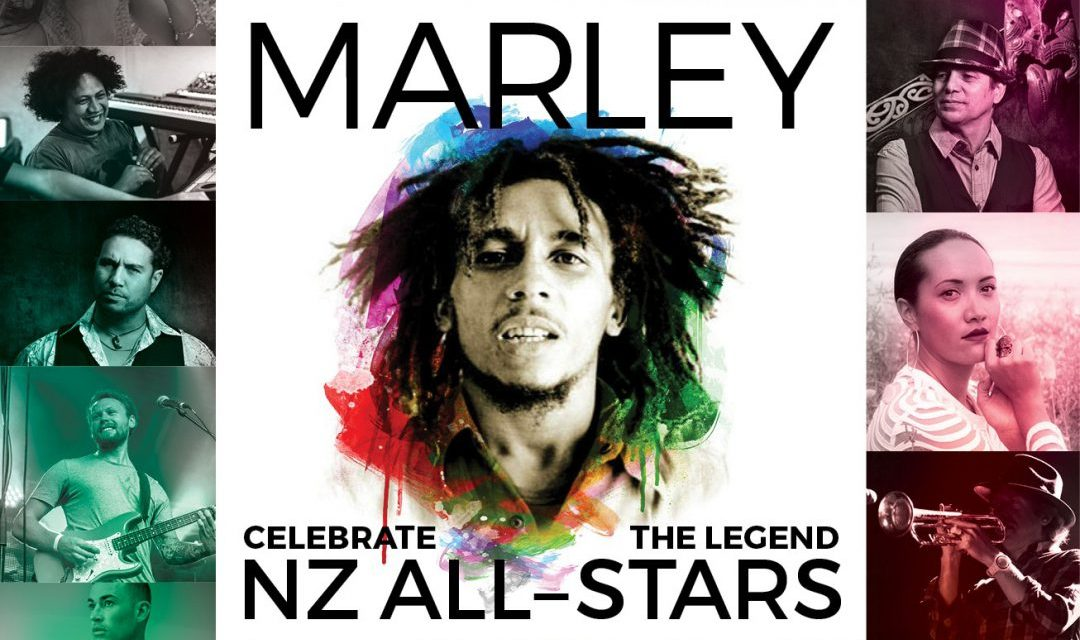 Tauranga Marley Concert To Support The Red Cross Earthquake Appeal