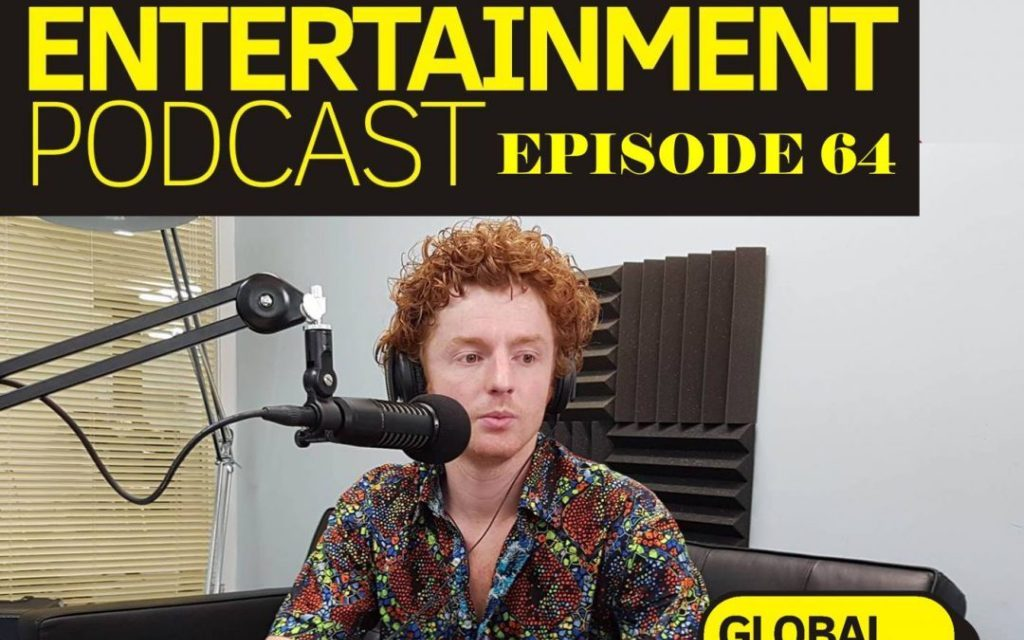 NZ Entertainment Podcast Ep64: Dillon Reisterer from Hipstamatics