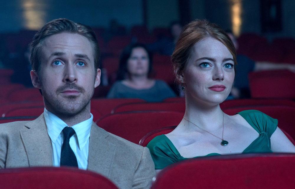 "La la land – Film Review 5/5 ""I just adore this film"" Glenn Blomfield"