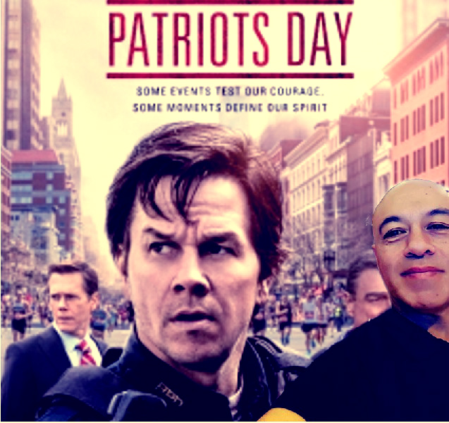 "Patriots Day  – Movie Review 4/5 ""Warrants a big screen viewing."" Wal Reid"