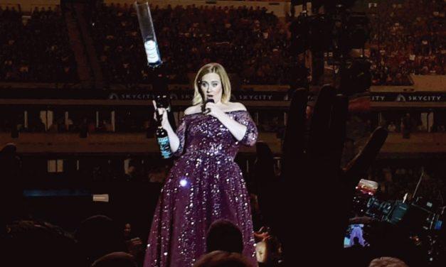 Adele Concert Review – Mt Smart 23/03/2017