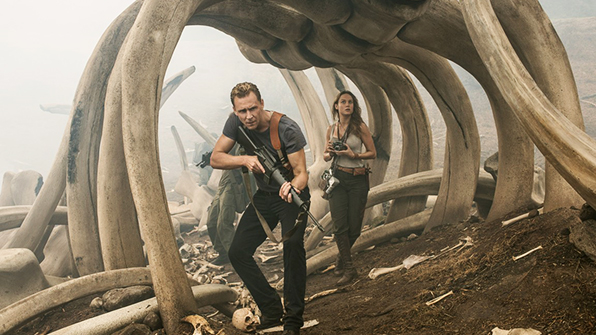 Kong: Skull Island. (M, 118 mins) Directed by Jordan Vogt-Roberts ★★★★ Reviewed by Jarred Tito