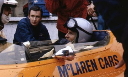 McLaren Film Review 92 mins Director Roger Donaldson Review Glenn Blomfield