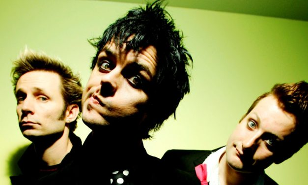 Green Day Spark Arena 13/05/2017 Review Shawn Moodie