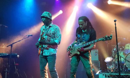 Living Colour – The Powerstation 11/05/2017