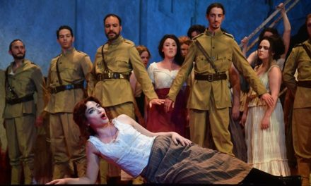 "Carmen NZ Opera ""Angelic & Sensual"" Review Jarred Tito"