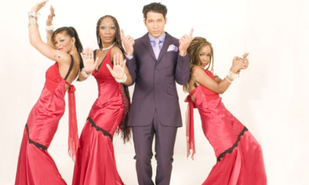 "Boney M – ""Three-Thumbs Up"" Bruce Mason Review Jarred Tito."