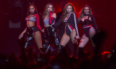 "Little Mix Gig Review ""Ridiculously sexy-good"""