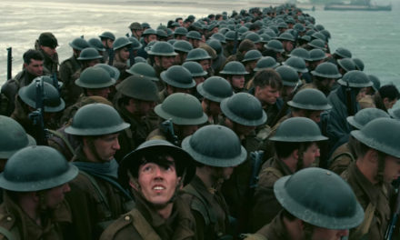 "DUNKIRK ""Masterpiece"" Director Christopher Nolan, 107mins Review Glenn Blomfield"