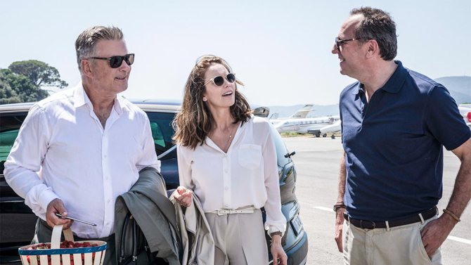 """Paris Can Wait – """"Cheesy but watchable"""" Movie Review Yulia Podrul 4/5"""