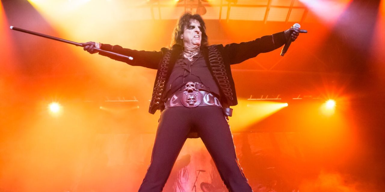 """Alice Cooper Review """"Thank God For Alice"""""""