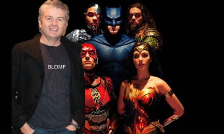 "Justice League Review ""Rewarding Popcorn Movie"""
