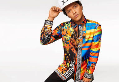 "Bruno Mars Review ""Ultimate Performer"""