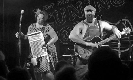 "Reverend Peytons Big Damn Band Review ""Impressive"""