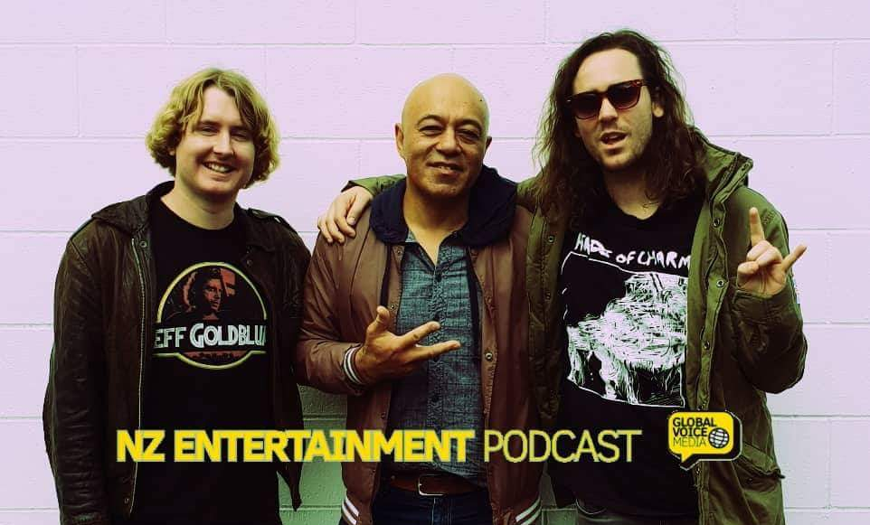 "NZEP! Episode 109 DZ Deathrays Chat About New CD ""Bloody Lovely"
