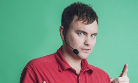 NZ International Comedy Festival In Review: Tom Sainsbury – Self-Helped