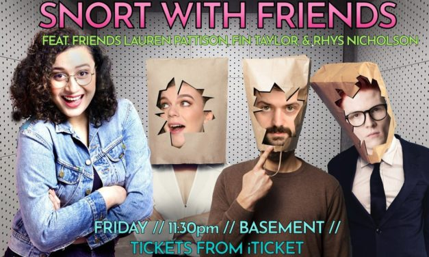 """Snort With Friends"" Review ""At Snort, anything can happen"""