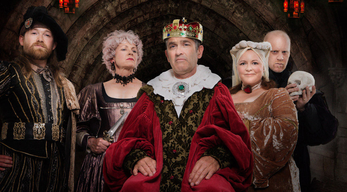 """A Bard's Tale """"The Best Plays Shakespeare Never Wrote"""" Review """"Pretty bloody funny"""""""
