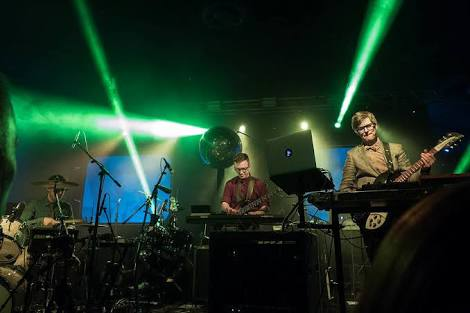 "Public Service Broadcasting Gig Review ""Bathe in its sonic visual aura"""