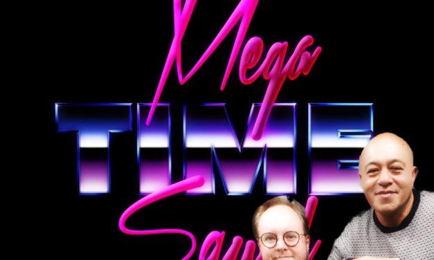 NZEP!  Tim Van Dammen/ Mega Time Squad