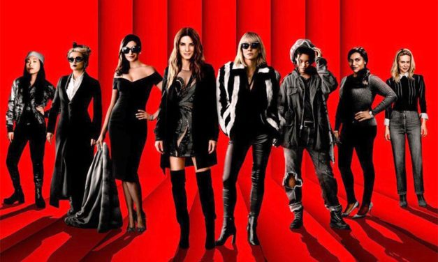 "Ocean's 8 Film Review ""Solid Watch"""
