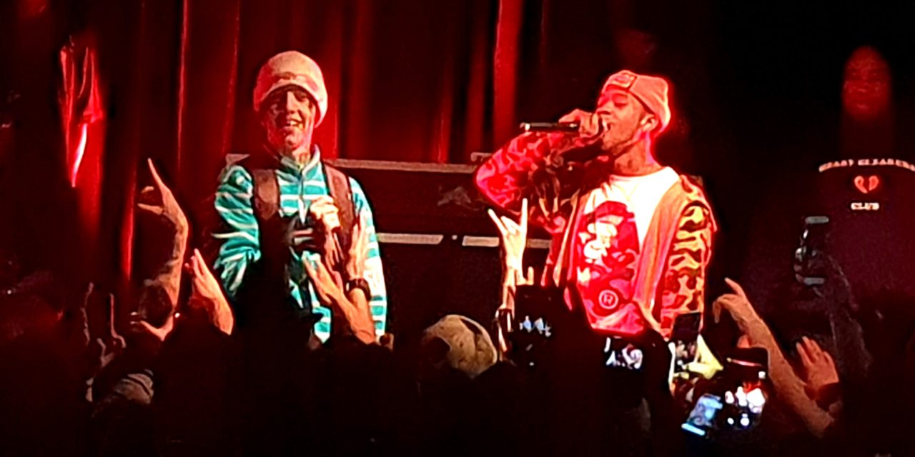 "Lil Xan Gig Review ""Smoking Hot"""