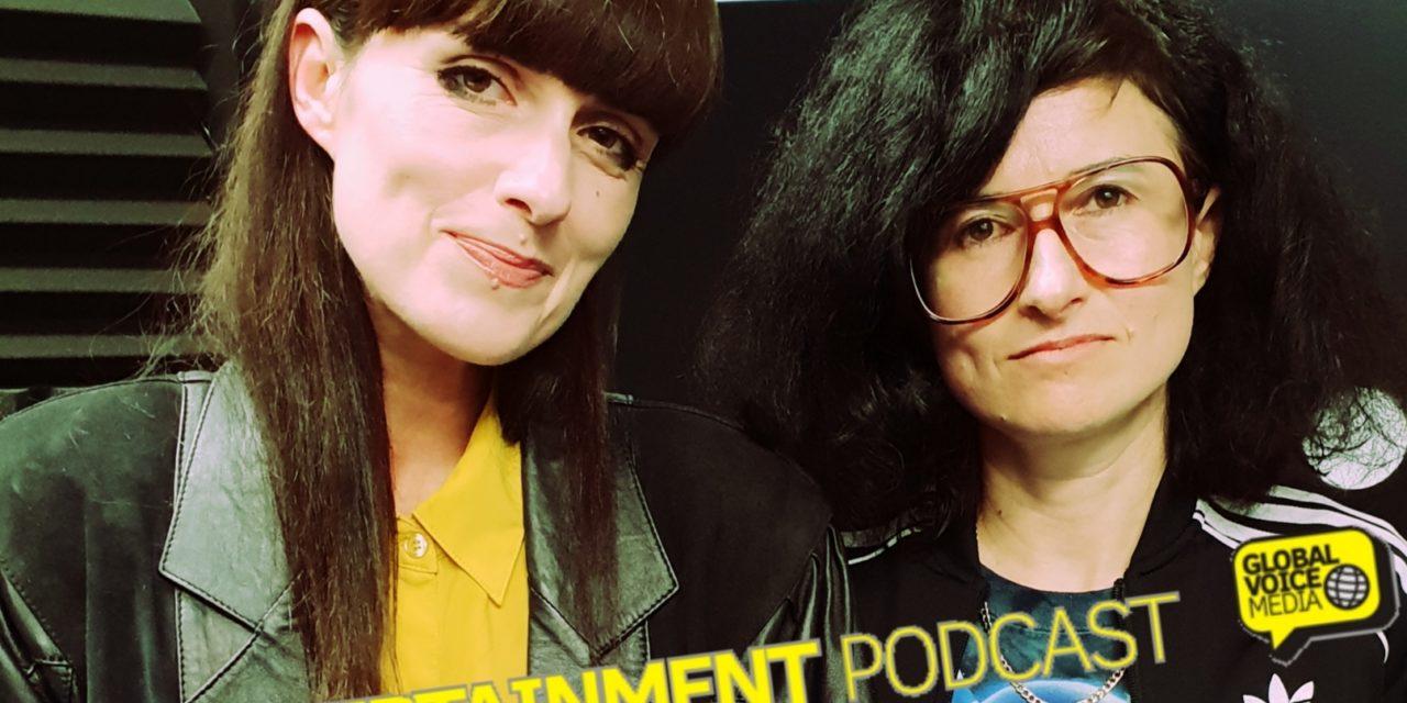"""NZEP! Talking Aussie """"savage pop culture"""" With Dan & Dominique Angeloro"""