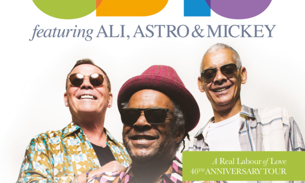 UB40 FEAT. ALI, ASTRO & MICKEY – SPECIAL GUESTS ANNOUNCED