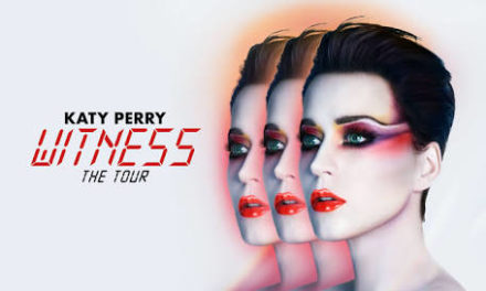 KATY PERRY'S SPECTACULAR WITNESS: THE TOUR SPECIAL GUEST ARTIST ZEDD ANNOUNCED!