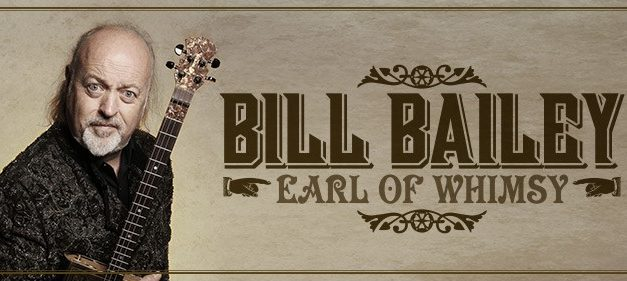BILL BAILEY BRINGS NEW SHOW NEW ZEALAND TOUR 2018